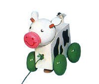 classic_educational_gifts_hand_made_wooden_cow_pull_toys12668
